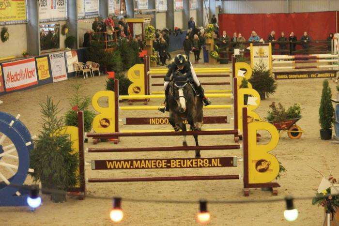 Indoor Beukers Paardensport Event
